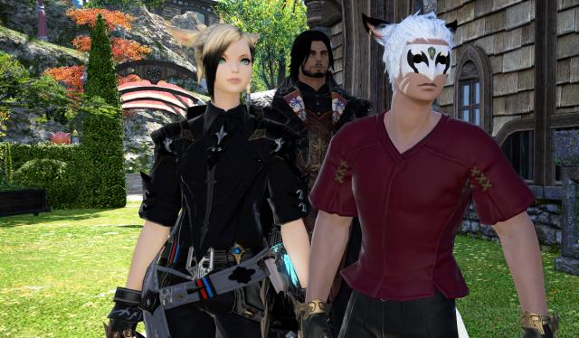 Alyx, Kat, & Khada'li